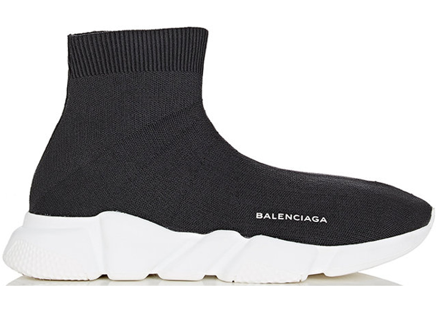 balenciaga all black