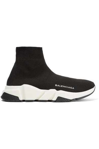balenciaga black sneakers