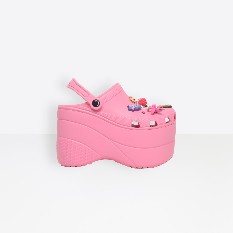 balenciaga pink shoes