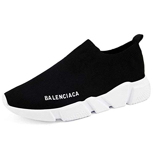 balenciaga shoes black