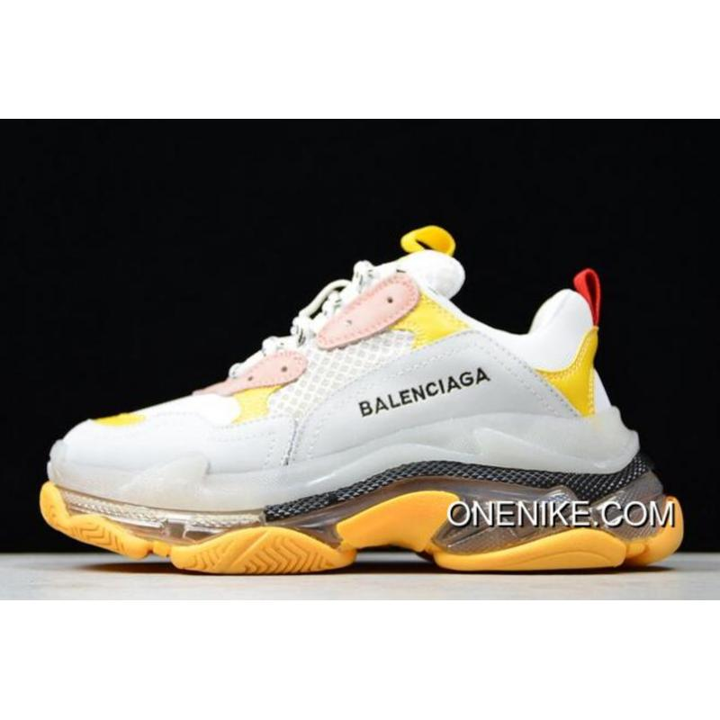 balenciaga shoes pink