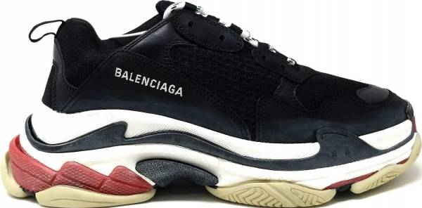 balenciaga shoes triple s