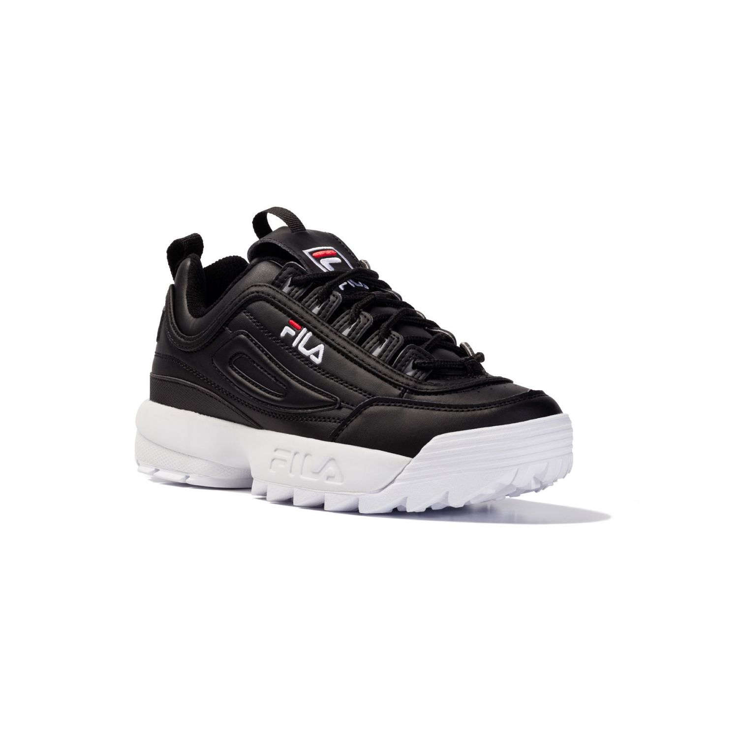 black fila disruptor