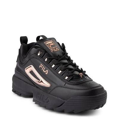fila black sneakers