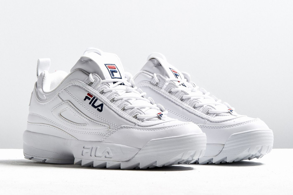fila dad shoes