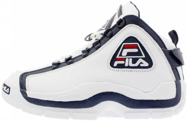 official supplier on feet images of new high fila grant hill 96