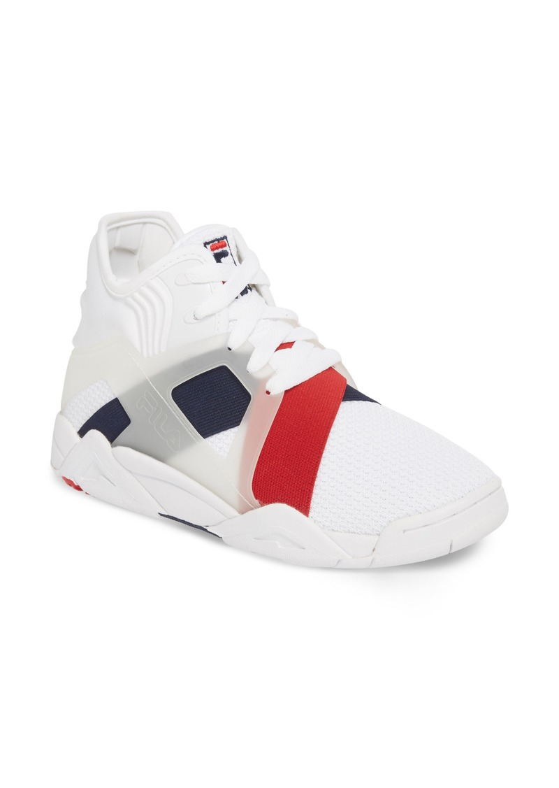 fila high tops shoes