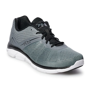 fila memory flashzoom men's running shoes