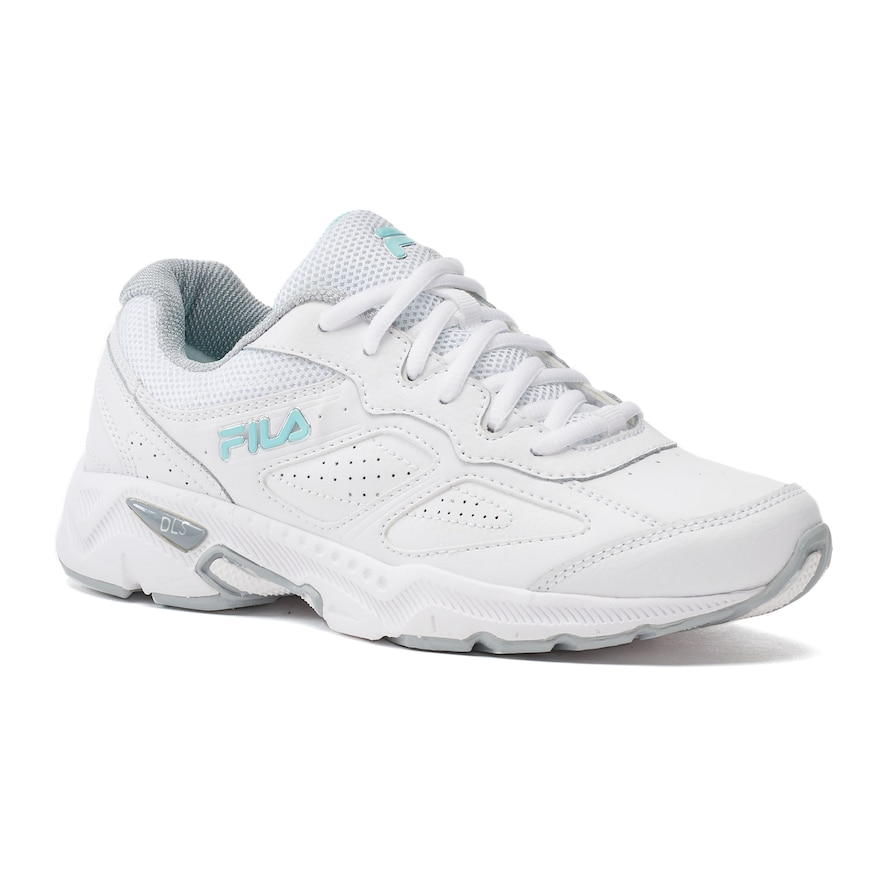 fila memory glimpse women's walking shoes