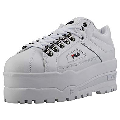Fila Platform Sneakers : Balenciaga & FILA Shoes for Men