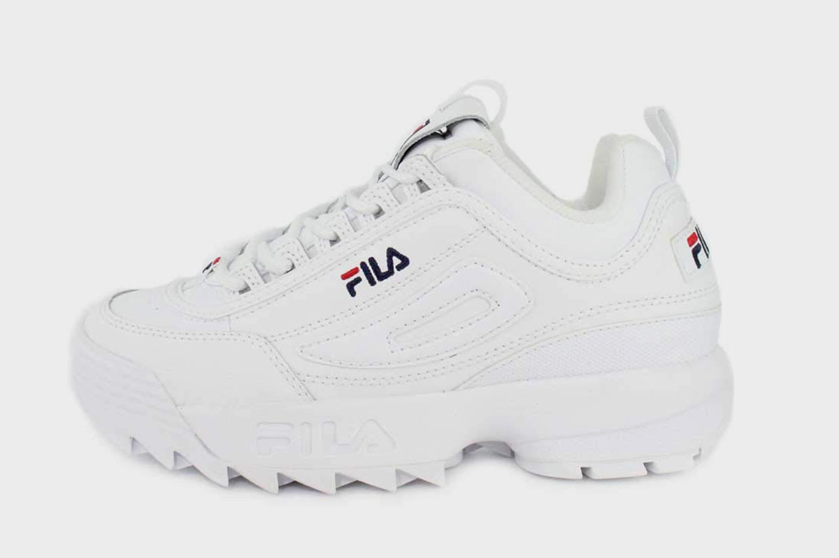 fila shoes 2018